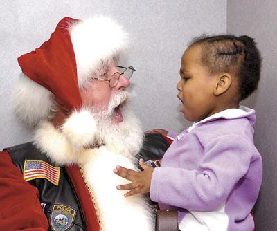 Santa And Angelica Morrison, 3